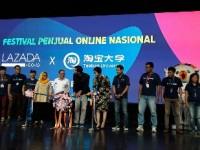 Lazada Rayakan Ulang Tahun Ke-Enam Bersama Seribu Wirausahawan UMKM di Festival Penjual Online Nasional