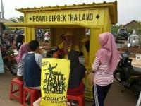 Modal Rp 4 Jutaan Bisa Buka Usaha Pisang Geprek Thailand XIXY
