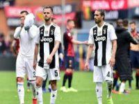 Juve di Tekuk Genoa, Inter Bungkam AC Milan