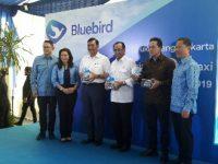 Bluebird Luncurkan Armada Terbaru Mobil Bertenaga Listrik