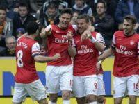Tumbangkan Newcastle, Arsenal Geser Posisi Tottenham Hotspur