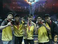 Harumkan Nama Indonesia ONIC Esports Raih Gelar Juara Mobile Legends Bang Bang South East Asia Cup 2019