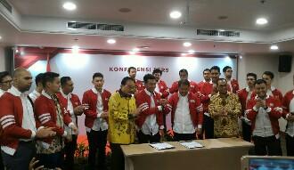 Rudi Antara Lantik Kepengurusan Asosiasi Olahraga Video Games Indonesia