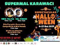 Oktober, Supermal Karawaci Hadirkan Espectacular Halloween