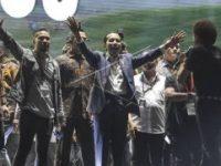 Baru Dilantik, Jokowi Hadir di Konser Musik Untuk Republik
