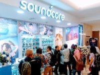 Soundcore Resmi Buka Gerai di Plaza Indonesia