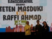Raffi Ahmad Gandeng UMKM Gelar 'Rans Carnival'