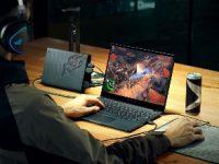 ROG Memimpin dengan Teknologi Layar Inovatif pada Laptop Gaming di Tahun 2021