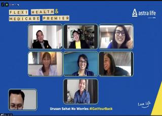 Astra Life luncurkan Flexi Health dan Medicare Premier