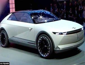 Hyundai Paparkan Sisi Interior IONIQ 5 Jelang Virtual World Premiere Kotak Masuk