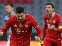 Hasil Liga Champions: Depak Lazio, Bayern Melenggang ke Perempat Final
