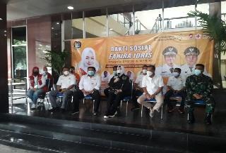 Gelar Donor Darah Rutin, Fahira Idris: Ayo Kita Bantu PMI Amankan Stok Darah di DKI Jakarta