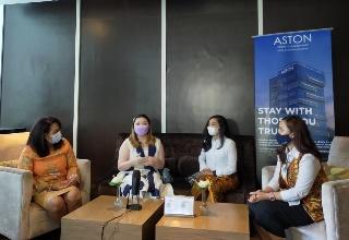 Memperingati Hari Kartini, ASTON Priority Simatupang Hotel Gelar Podcast 'The Power of Women'