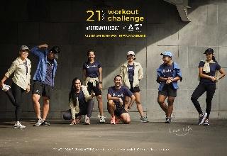 Kebiasaan Hidup Sehat bersama Astra Life Melalui Program 21 Days Workout Challenge