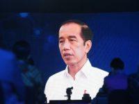 Presiden Jokowi Luncurkan Program Literasi Digital Nasional