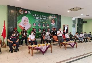 Launching Kegiatan Donor Darah Fahira Idris Maraton ke 44 Kecamatan di DKI Jakarta