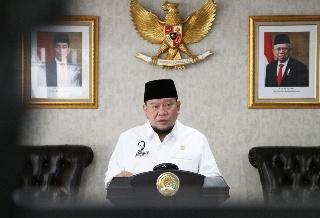 Ketua DPD RI Imbau Penyintas Donorkan Plasma Konvalesen Bantu Pasien Covid-19