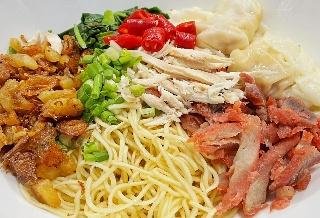 Mie Tiongsim, Hidangan Legendaris Kota Medan
