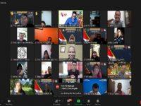 1.000 Peserta Menghadiri Webinar  Bangkitnya Semangat Pelaku UMKM Indonesia Di Masa Pandemi