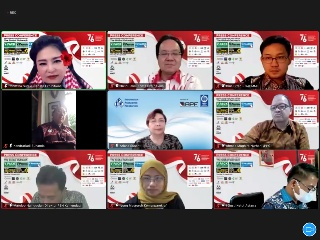 Krista Exhibitions Resmi Selenggarakan Virtual Expo 2021