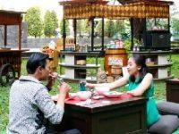Kampoeng Sarapan, Suasana Hijau Khas Pedesaan di Swiss-Belresidences Kalibata Jakarta
