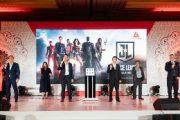 Kolaborasi dengan Warner Bros, Lotus Archi Luncurkan Koleksi Emas Justice League