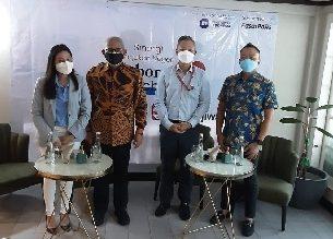 Sinergi Majukan Negeri Collaboration Launching Eats x Asuransi Simas Jiwa