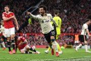 Pesta Gol, Liverpool Gilas MU DI Old Trafford